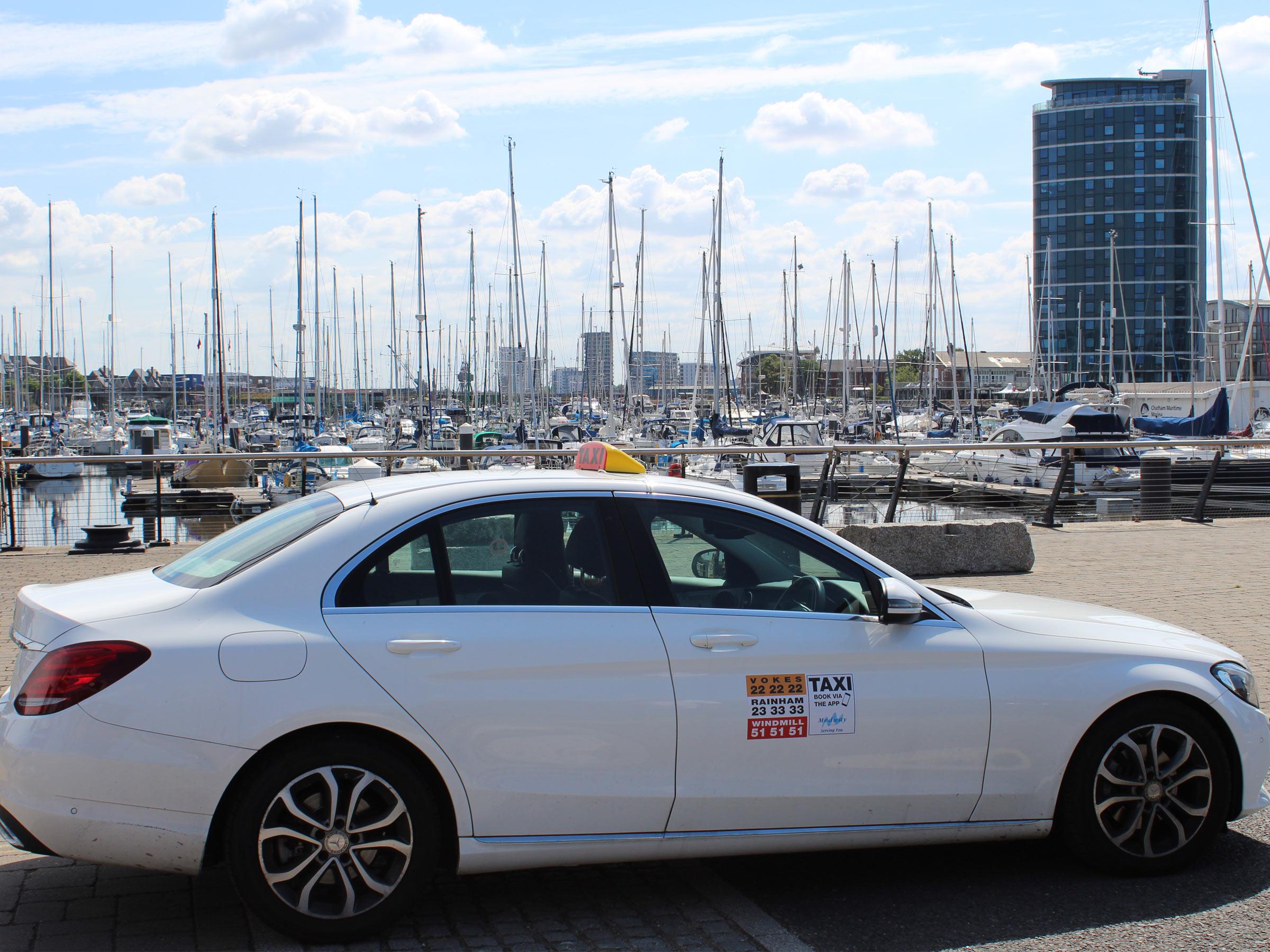 Vokes Taxi Chatham Marina